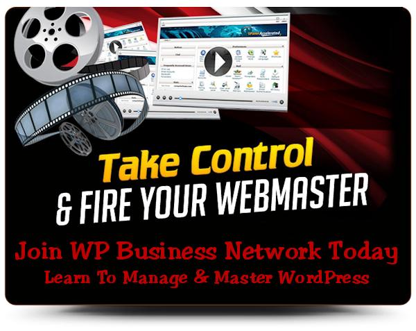Manage & Master WordPress WP Business Network
