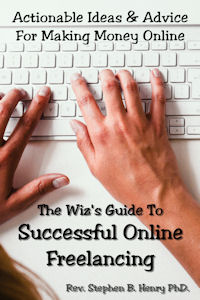 The Wiz's Guide To successfull Online Freelancing
