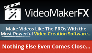 Video Maker FX video animation software