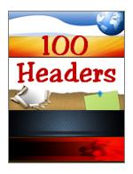 100 Website Headers