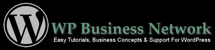 WP Business Netdwork WPBusinessNetwork Logo Stephen B. Henry Wiz WordPress Wizard WizarsPlace